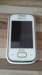 Celular Samsung 2 chips apagado