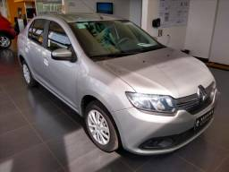 RENAULT LOGAN 1.6 EXPRESSION 8V FLEX 4P MANUAL - 2017
