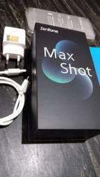 Zenfone Max shot 64 GB 4ram Anápolis