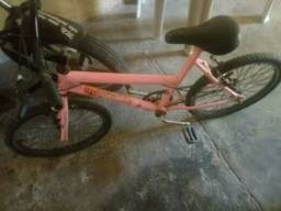 Vendo um bicicleta 150$