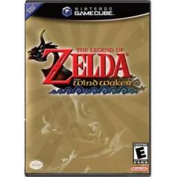 The Legend of Zelda The Wind Waker Seminovo ? Nintendo GameCube comprar usado  Belo Horizonte