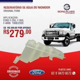 RESERVATÓRIO DE ÁGUA DO RADIADOR ORIGINAL FORD