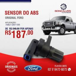SENSOR DO ABS ORIGINAL FORD F-250/F-350