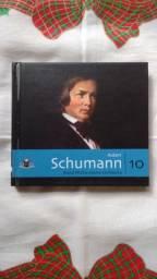 Cd: Coleção Folha De Música Clássica, Cd 10, Schumann