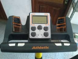 Máquinas elíptica e ergométrica (Athletic Advanced e Caloi)- Seminovas