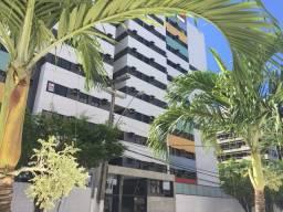 Apartamento Novo com 2/4 nascente, 3 quadras da Praia da Ponta Verde