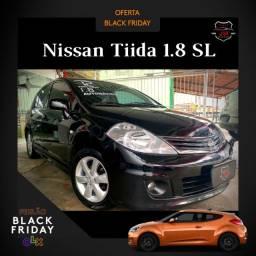 Nissan Tiida 1.8 SL Flex 2012