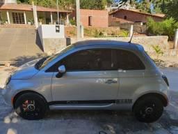 Fiat 500 Cult 2012 1.4 Flex