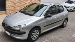 Peugeot 206 1.4 Presence 8V Flex 4P Manual
