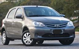 Toyota Etios Hatch Etios XS 1.5 (Flex)