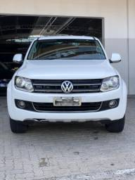 VW Amarok 2.0 Highline 2013 Automática