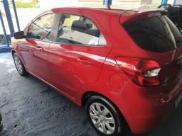 Ford Ka 2014 vermelho 1.0 modelo novo