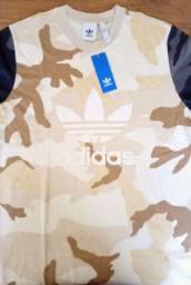 Camiseta adidas Camo