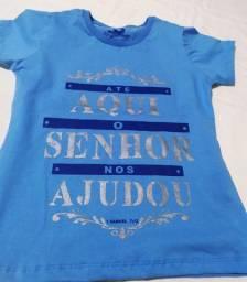 T- Shirts Femininas e Masculinas