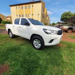 Hilux 2019 Diesel 4x4 50 mil km