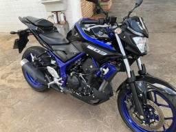 Yamaha mt 03 abs-2019