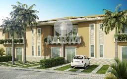 Vendo casa em condomínio em Messejana com 76 m2 e 3 suítes por 262.000,00
