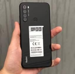 Redmi note 8 - 64GB - Preto - Lacrado