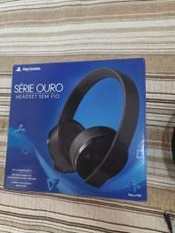 Headset 7.1 Sunround Sem fio PS4