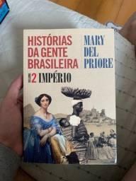 Livro Histórias da Gente Brasileira