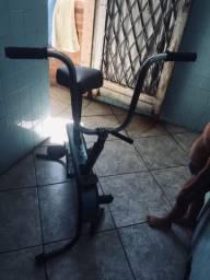 Bicicleta em ergométrica