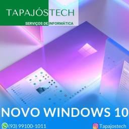 Novo Windows 10 21H1