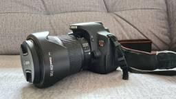 Título do anúncio: Canon Rebel T5i