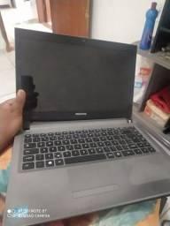 Vendo notebook para retirar peças ou consertar