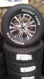 Pneu 265/70r17 sunset tires novos