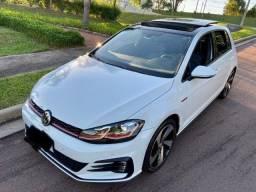 Golf Gti 2019 Pack Sport Pack Premium Topo Baixo Km 350 Tsi