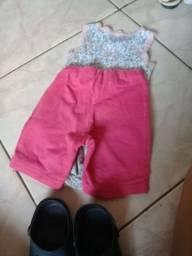 Vendo kit de roupas usados