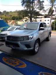 Toyota Hilux CD 4x4 diesel  ano 17/17