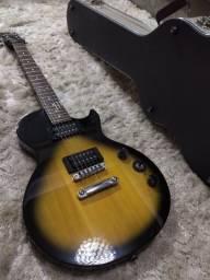 Guitarra Les Paul Epiphone e Case