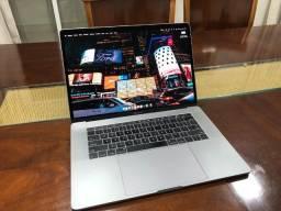 Título do anúncio: Macbook Pro 15 Touchbar troco