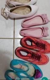lotino de sapatos infantis