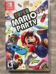 Mario Party mídia física - Nintendo Switch