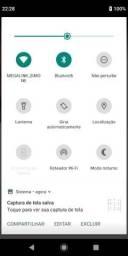 Moto E6 Play semi novo na caixa