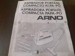 ASPIRADOR DE PÓ PORTÁTIL ARNO