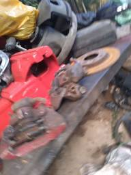 Par de pinça de freios doPeugeot