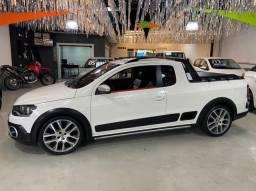 Volkswagen Saveiro Cross 1.6 16v Msi CE Flex 2014 Branca