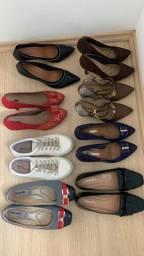 Sapatos femininos tamanho 40