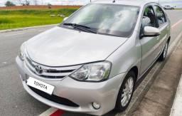 Étios Sedan XLS 1.5 Top de Linha Manal Excelente Estado
