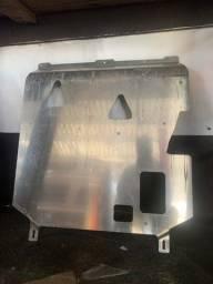 Protetor de cárter aluminio