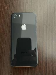 iPhone 8, 64gb- preto