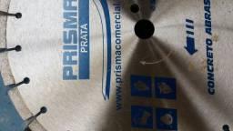 Disco 350 de corte concreto abrasivo
