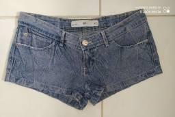 Shorts Jeans tamanho 40 R$20