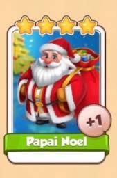 Carta Rara Papai Noel