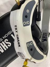 Óculos Fatshark Fpv Drone Racing HD2