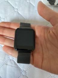 Relógio smartwatch com WhatsApp - novo
