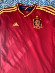 Camisa Espanha PP 2012